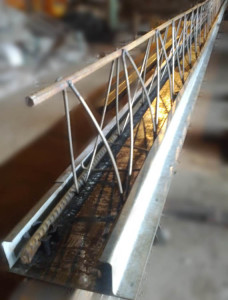 металлизированная балка